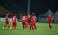Nữ Việt Nam 6-0 Nữ Malaysia (SEA Games 29)