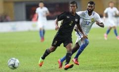 Tình huống tranh cãi: Trọng tài cứu U22 Malaysia khỏi phạt đền?