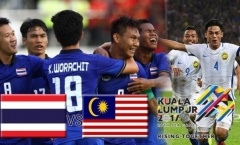 Trực tiếp U22 Malaysia vs U22 Thái Lan (Chung kết SEA Games 29)