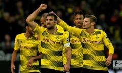 Dortmund vô đối, mơ vô địch Bundesliga