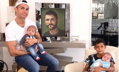 Có một Ronaldo cao thượng và đầy nhân hậu