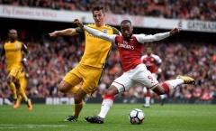 Lacazette không chọn làm thủ môn vì quá nguy hiểm