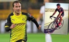 Gotze trốn Dortmund làm cua rơ vượt sa mạc