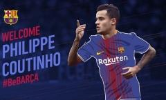 Hậu bom tấn, Liverpool 'bồi thường' cho CĐV đã mua áo đấu có tên Coutinho