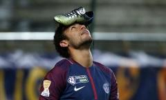 Mở tỉ số trên chấm 11m, Neymar đưa PSG vào bán kết