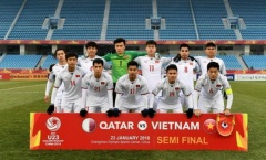 Thủ tướng đề nghị tặng huân chương hạng Nhất cho ĐT U23 Việt Nam