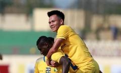 Em họ Văn Quyến lập công, SLNA giành thắng lợi AFC Cup