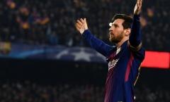 Messi san bằng kỷ lục tồn tại 68 năm ở cúp nhà vua