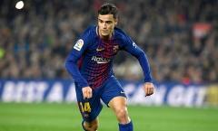 CĐV Barca trao trọng trách ghi bàn tại siêu kinh điển cho Coutinho