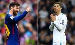 Đội hình kết hợp Real - Barcelona: Hoàn hảo