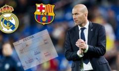 El Classico: Thông số và những điểm đáng lưu ý cho Zidane