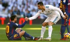 El Classico trên sân Camp Nou: Bất phân thắng bại