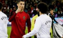 Cristiano Ronaldo vs Mohamed Salah: Ai hay hơn mùa này
