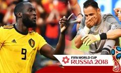 Bản tin World Cup | Lukaku 'bóp nghẹt' đội bóng của Keylor Navas