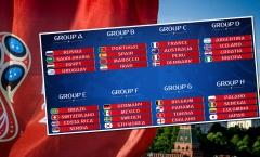 Phân tích các bảng đấu tại World Cup 2018