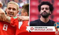 Bản tin BongDa ngày 15/6 | Chủ nhà chào sân ấn tượng, Salah ra sân trước Uruguay