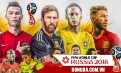 Những cặp đấu hấp dẫn tại vòng 16 đội | World Cup 2018