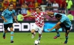 Luka Modric và sự thèm khát của người Tây Ban Nha?