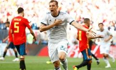 Những nghịch lý ở tuyển Nga sau tấm vé tứ kết World Cup