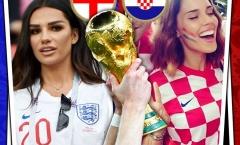 Anh vs Croatia: Nóng bỏng cuộc chiến giữa các WAGS