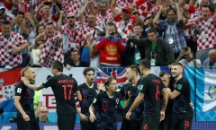 Chấm điểm đội tuyển Croatia: Người hùng Ivan Perisic