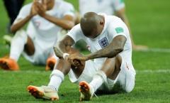 Những hình ảnh đáng nhớ nhất trận Croatia 2-1 Anh