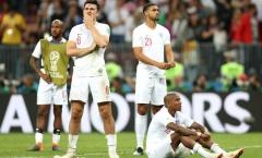 Sự bạc nhược giết chết giấc mơ World Cup của người Anh