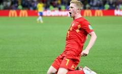 Kevin De Bruyne: 'Gã trai hư' liệu có được giải an ủi World Cup?