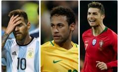 Top 5 siêu sao xứng danh 'chuyên gia lừa đảo' tại World Cup 2018