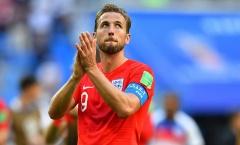 Harry Kane và đồng đội buồn bã chia tay World Cup 2018