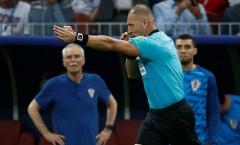 Cận cảnh tình huống VAR - bước ngoặt của trận chung kết World Cup