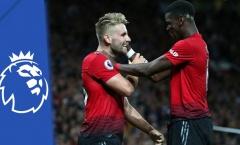 Tổng hợp vòng 1| Ngoại hạng Anh 2018/19 | Thành Manchester chiến thắng ấn tượng