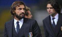 Chia sẻ của Pirlo về cơ hội gia nhập Ban huấn luyện tuyển Italia