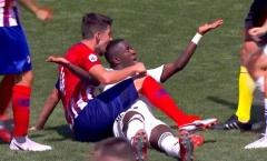Đội trưởng Atletico B hối hận sau cú 'cạp đầu' sao trẻ Real