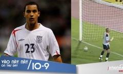 Vào ngày này 10/9 - Theo Walcott và pha bắt Penalty hài hước nhất lịch sử