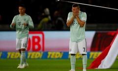 Đụng độ khắc tinh, Bayern Munich lần đầu nếm mùi thất bại