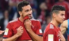 Thi đấu bạc nhược, Bayern Munich thua sốc 3 bàn không gỡ