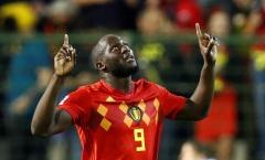 Sát thủ của M.U lập cú đúp, Bỉ nhọc nhằn giữ lại 3 điểm trước Thụy Sỹ