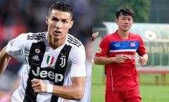 Bản tin BongDa ngày 31.10 - Minh Vương bất ngờ bị loại, Ronaldo vươn lên số 1 trên MXH