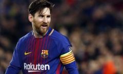 Nóng: Messi chính thức trở lại trong trận Inter Milan