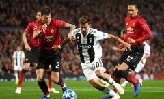 Chris Smalling: 'M.U sẽ dành cho Juve một bất ngờ ở Turin'