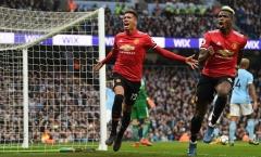 Lingard: 'Trận thắng Man City ở mùa trước thật điên rồ'