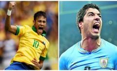 03h00 ngày 17/11, Brazil vs Uruguay: Nội chiến 'siêu anh hùng'