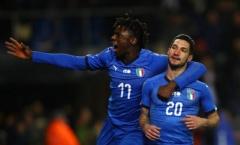 'Tiki-taka' phút bù giờ, Italia nghẹt thở đánh bại Mỹ