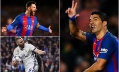 5 cây săn bàn cự phách nhất La Liga hiện nay