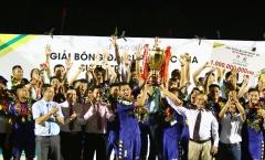 CLB Bình Dương rơi vào bảng đấu khó khăn tại AFC Cup 2019