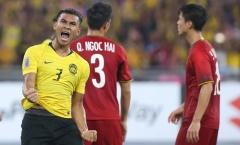'Đồ tể' Malaysia: 'Chúng tôi sẽ chơi với 120% phong độ trước Việt Nam'