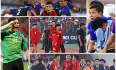 12 khoảnh khắc AFF Cup ấn tượng nhất của ĐTVN: Chấn thương Văn Toàn, nước mắt Đức Chinh
