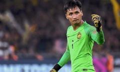 Một ngày sau trận chung kết, thủ thành Malaysia nói gì?
