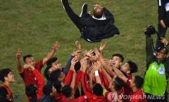 Người dân quê thầy Park: 'Hàn Quốc nên trao huy chương cho ông ấy'